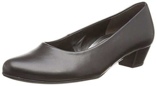Gabor Shoes 36.160 Damen Pumps, Schwarz (schwarz 51), 40 EU - http://on-line-kaufen.de/gabor/40-eu-gabor-shoes-36-16-damen-pumps