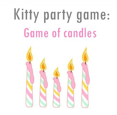 Lite as many candles as they can, using one match stick only .. read on for details