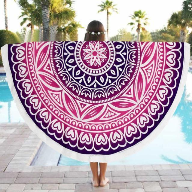 Beach Cover Up Bikini Boho Summer Dress Swimwear Bathing Suit Kimono T – themi…