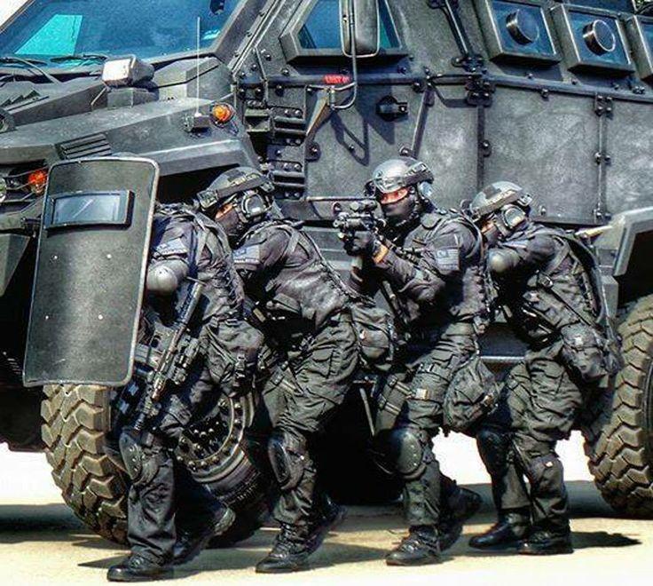 utk unit tindakan khas the special forces unit of