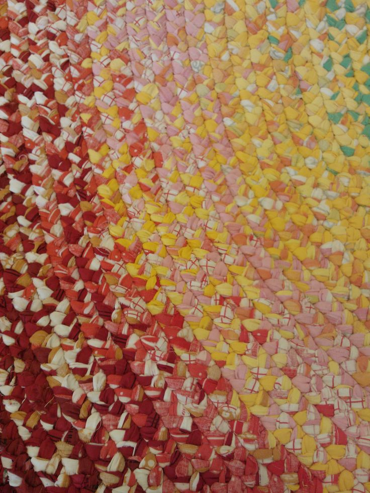 Minnan matto, detail, 2013
