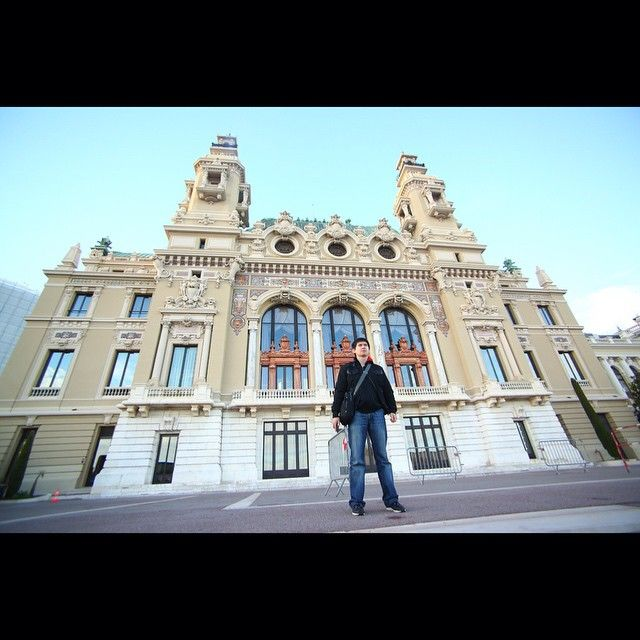 #Casino by legull from #Montecarlo #Monaco