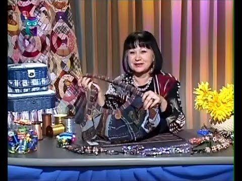 Лоскутное шитье. Шьём стильную сумку по традиционной японской технологии...