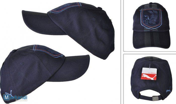Stock Puma καπέλο του μπέιζμπολ 2,8 EUR Ποσότητα: 300 http://merkandi.gr/offer/puma-kapelo-toy-mpeizmpol-821514-01/id,74081/