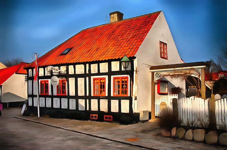 Restaurant in Ebeltoft