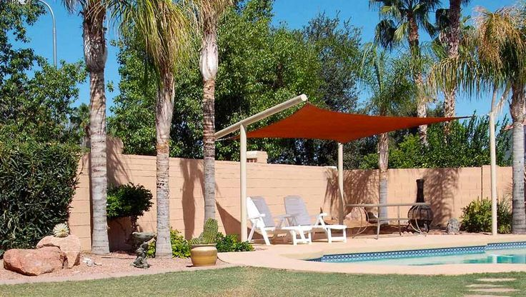 Shade Sails & Shade Structures Image Gallery