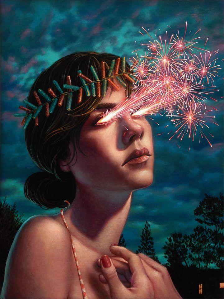 Firecracker by Casey Weldon