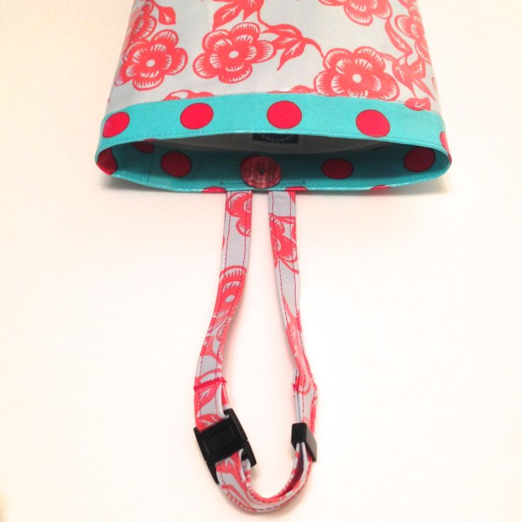 Car+Bag+Ty+Pennington+Laminated+Asian+Floral+by+GreenGoose+on+Etsy,+$26.00