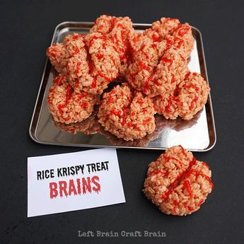 Spooky Halloween Party Food Signs