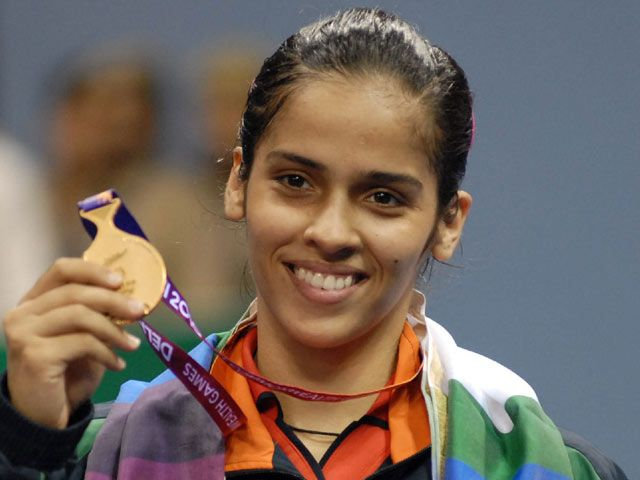 Saina Nehwal is counted among the most promising badminton woman players of the world. This 22-year-old was the first Indian woman to reach the Badminton singles quarterfinals at the Olympics and the first Indian to win the World Junior Badminton Championships. We think she's a Diva because Saina is a beautiful and confident woman on and off the courts, who has tremendous potential in making it large in badminton.