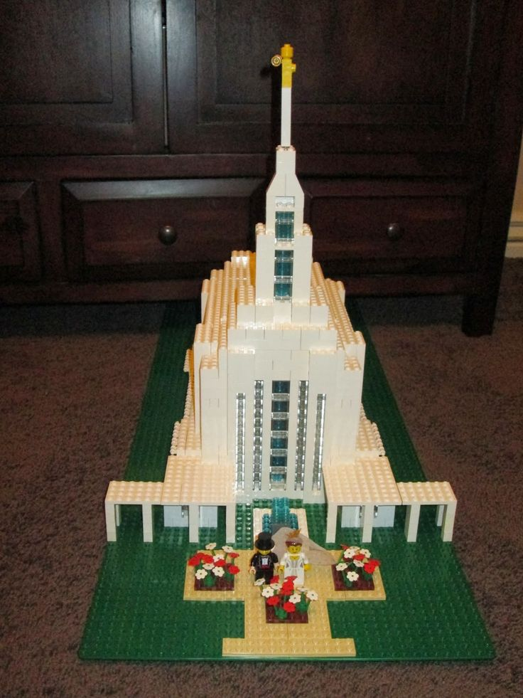 Build In Holy Places: Oquirrh Mountain Utah