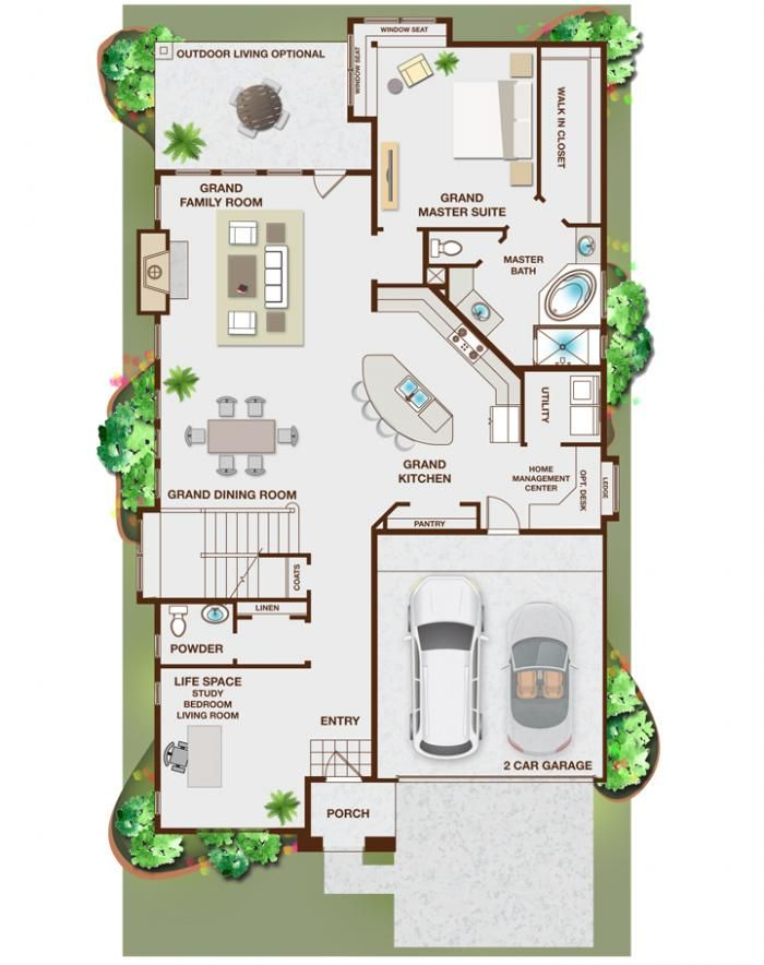 336 Best New Ideas Images On Pinterest | Floor Plans, Dream Home