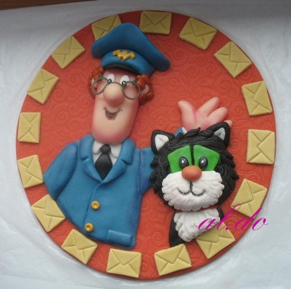 Postman Pat - WoW this is great!