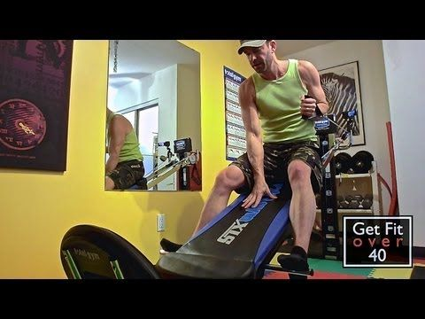 Total Gym Ab Workout