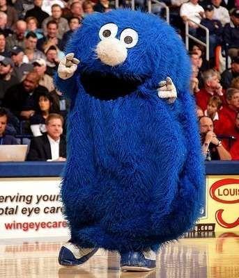 Xavier University – Blue Blob These 30 Bizarre Sports Mascots Will Definitely Not Entertain You • Page 5 of 6 • BoredBug
