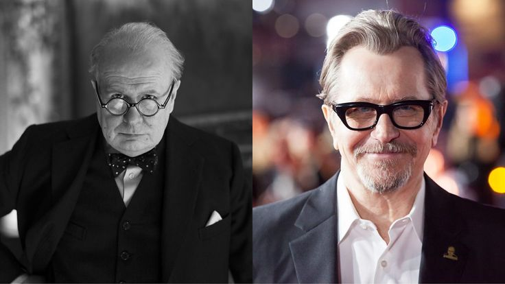 Gary Oldman on his career-defining performance as Winston Churchill in Darkest Hour.