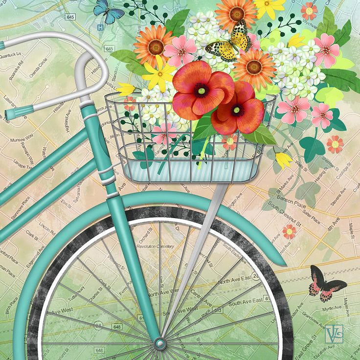 Best 25 bicycle painting ideas on pinterest bicycle art for Bicycle painting near me