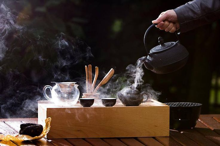 The Way of Chinese tea