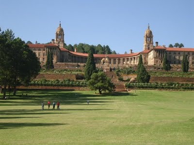 Beautiful South Africa: The Union Buildings: An architectural masterpiece!