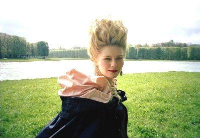 Marie Antoinette (2006) - behind the scenes