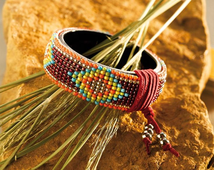 Perlen-Armband von Makena