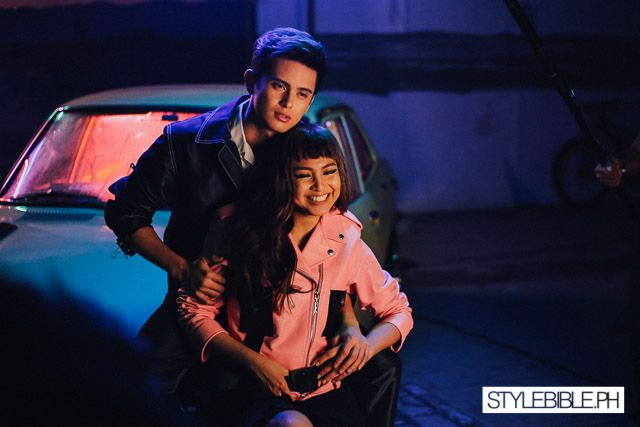 Nadine Lustre and James Reid Front Preview's Anniversary Issue | Stylebible.ph