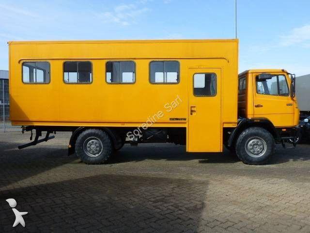 Autres camions Mercedes 917 4x4 Gazoil Euro 0 occasion - n°875731