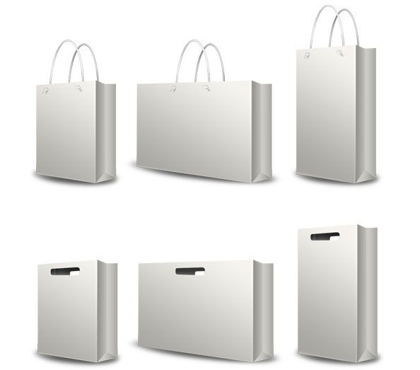 Download Shopping Bags Psd Set Free Psd Files Shopping Bag Design Bag Mockup Psd Template Free