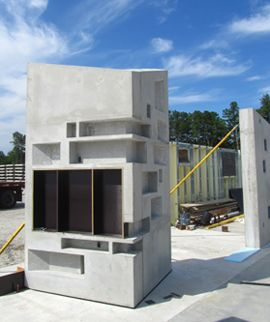 1000 ideas about precast concrete on pinterest concrete for Precast concrete homes florida