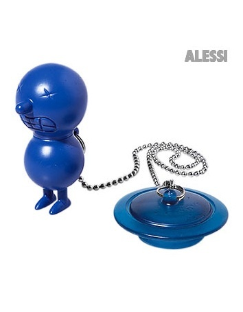 Alessi Mr Suicide Bathtub Plug | FORZIERI