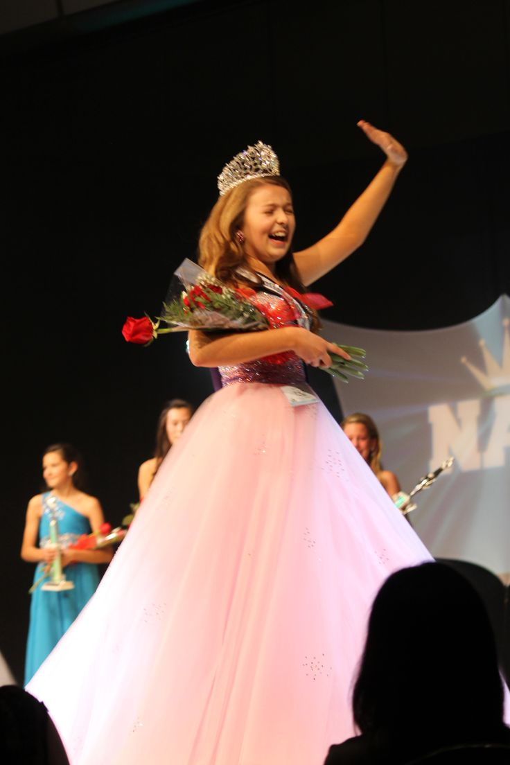 National American Miss : 2009 National Results