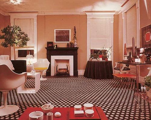 David Hicks 19 Midcentury Living Room Designs 22 Photos