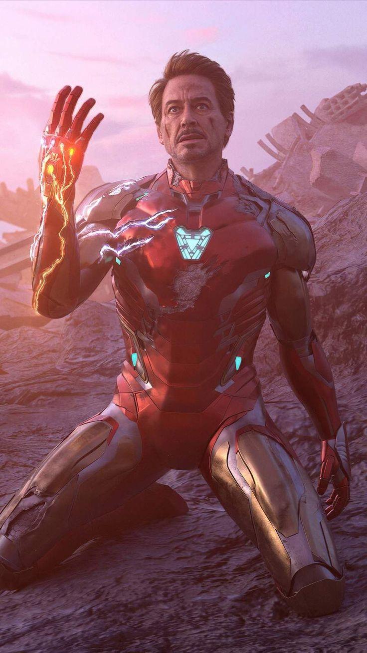 iron man sacrifice iphone wallpaper  marvel superhelden