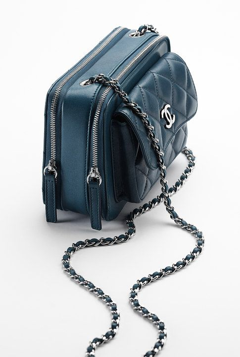 Small aged calfskin flap bag embellished... - CHANEL Women's Handbags & Wallets - http://amzn.to/2ixSkm5