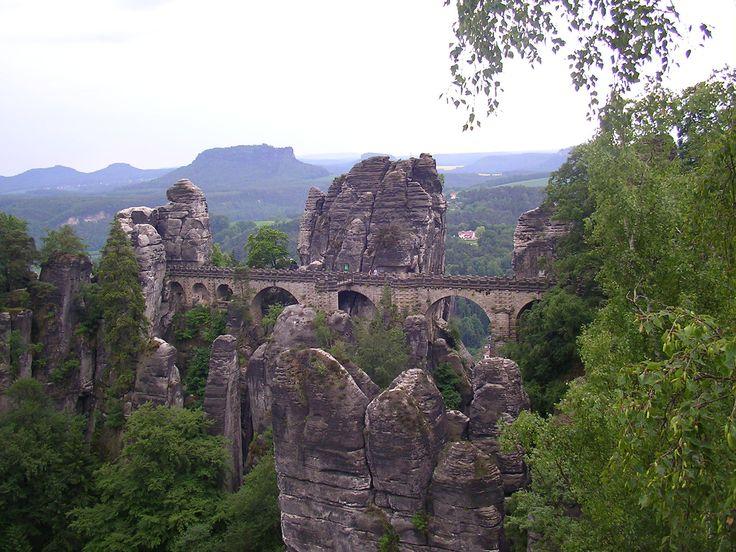One of Germany's best kept secrets - Saxony Switzerland    Image Courtesy: Shivya Nath #CoxandKings