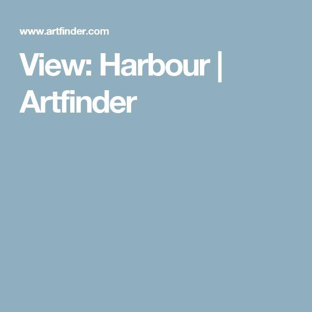 View: Harbour   Artfinder