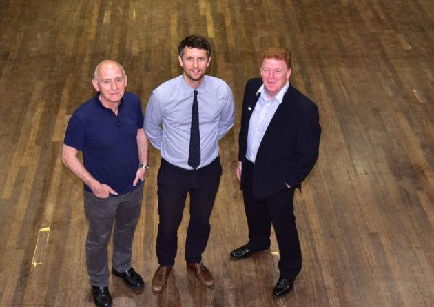 MArk Robinson (right) is launching a new awards ceremony for the Thetford area. Called the TARAs (Thetford Awards Recognising Achievement) they are being back by the Thetford and Brandon Times and will be held at the Carnegie Rooms in the town. l-r Paul Deal, Andrew Fitchett, and Mark Robinson.