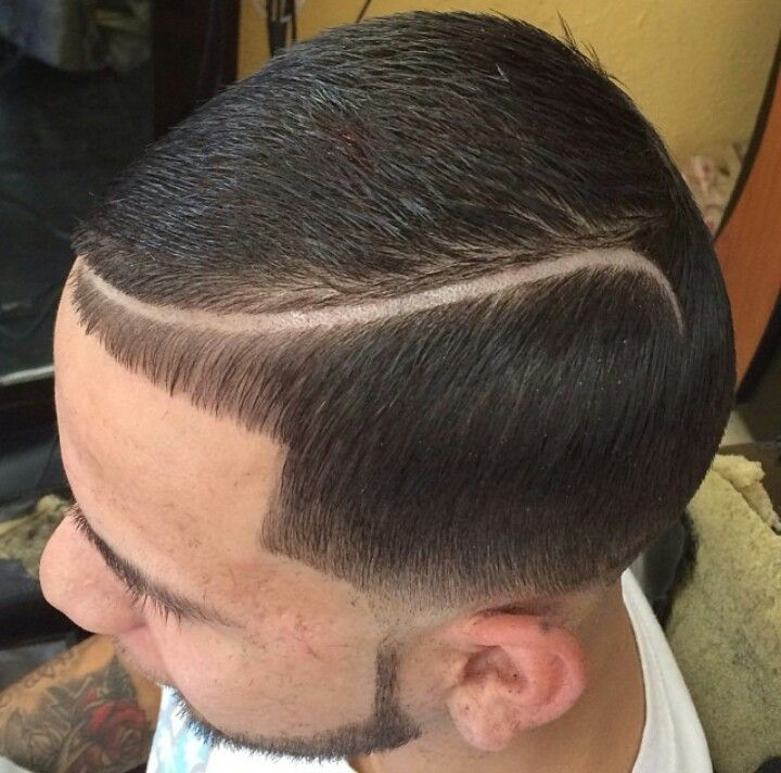 Great Barber Fade Design Detail