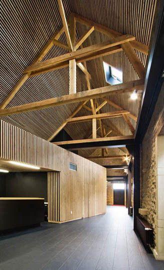Centro Léonce Georges / Calderon-Folch-Sarsanedas Arquitectes