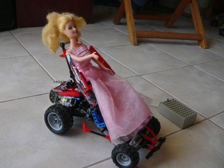 lego barbie κατασκευή
