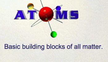 Atoms protons neutrons electrons powerpoint + notes jr high
