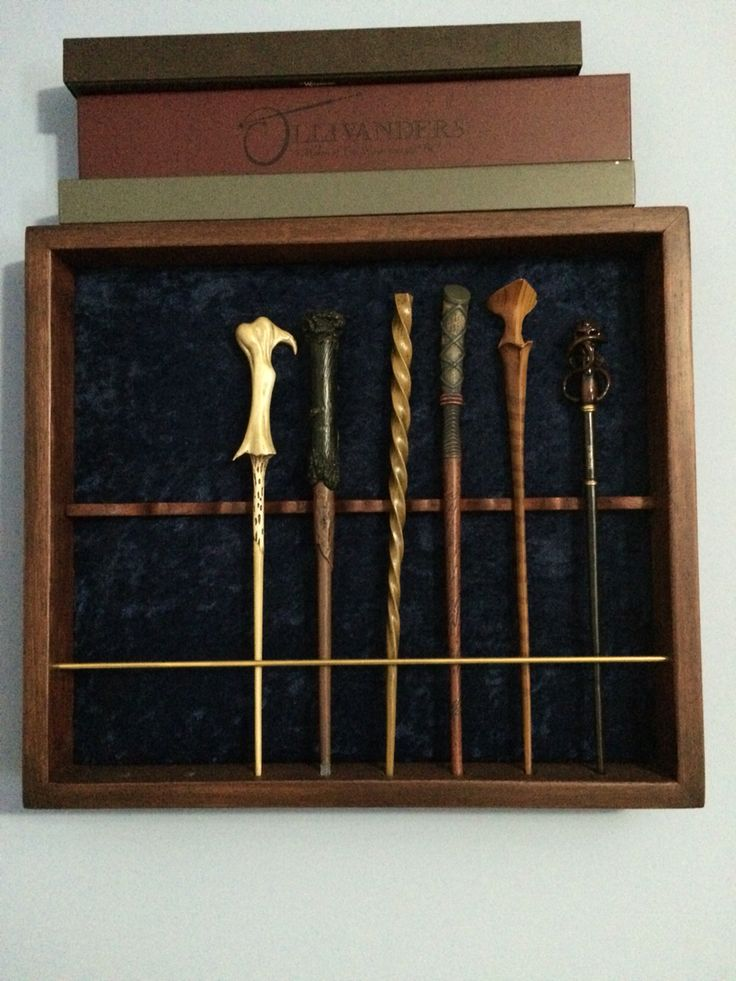 17 best images about wands on pinterest wicca wands and for Elder wand display