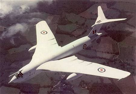 The Handley Page Victor B.1