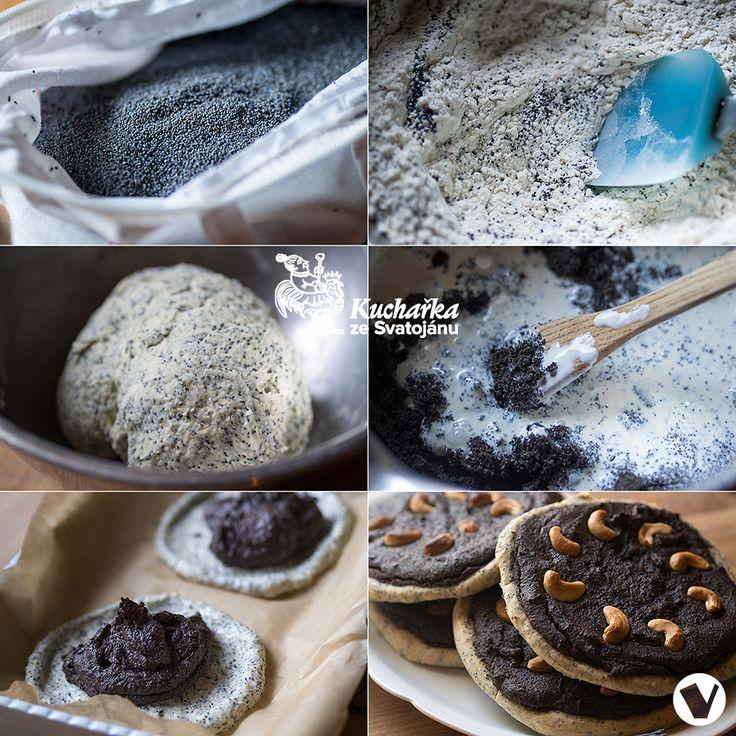 Kuchařka ze Svatojánu: Moučníky s ořechy a mákem
