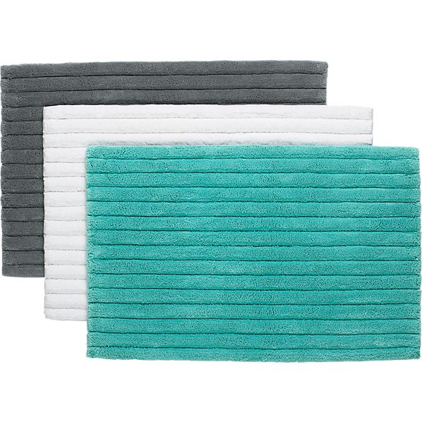 Best Teal Bath Mats Ideas On Pinterest Mermaid Bathroom - Bath rug blue for bathroom decorating ideas