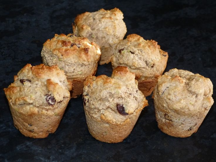Recipe Diabetic Banana, Sultana and Apple Muffins by thermosimsa - Recipe of category Baking - sweet