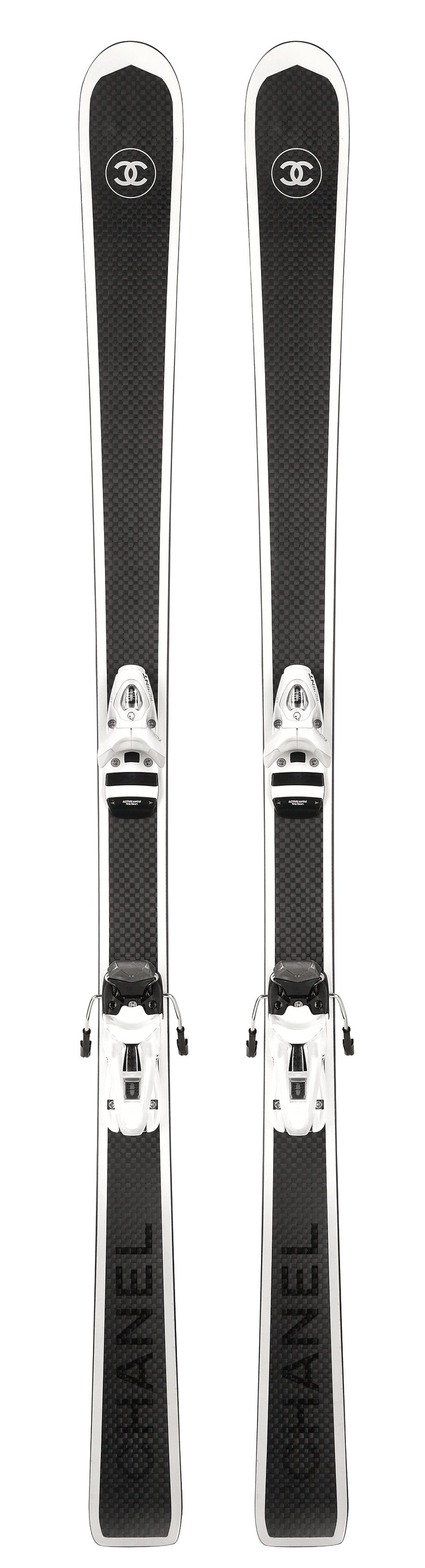 Every Glamazon Billionairess Needs Chanel Ski's To Stay Fabulous On The Slopes -ShazB  $3,600.  www.chanel.com