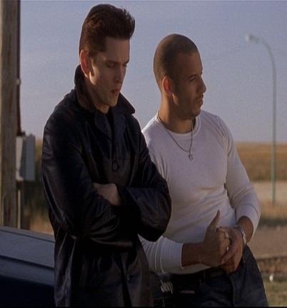 Barry Pepper & Vin Diesel in Knockaround Guys