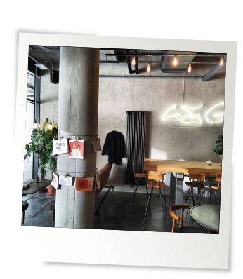 Cały Gaweł CANTINE BAR CAFE - Home