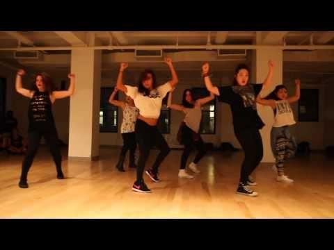 Lorde Royals Street Jazz Choreography by Derek Mitchell - YouTube